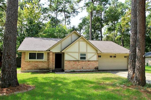 2234 Oak Shores Drive, Kingwood, TX 77339 (MLS #92204085) :: The SOLD by George Team