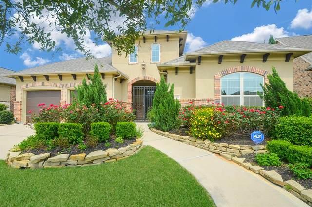 17714 Hayward Hill Drive, Richmond, TX 77407 (MLS #92206938) :: The Jennifer Wauhob Team