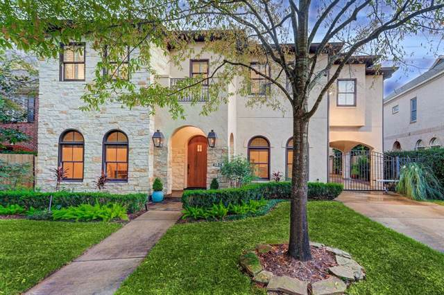 4125 Tennyson Street, West University Place, TX 77005 (MLS #92209720) :: Connect Realty