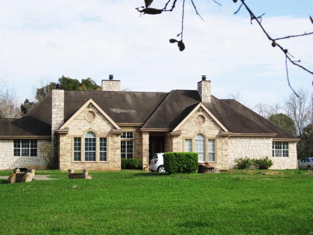 9020 Mustang Bayou Road #95, Manvel, TX 77578 (MLS #92222556) :: Giorgi Real Estate Group