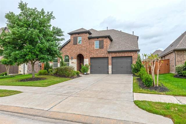 11210 Wych Elm Court, Richmond, TX 77407 (MLS #92239368) :: Guevara Backman