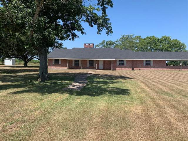 662 County Road 280, County Road 280, Edna, TX 77957 (MLS #92246739) :: Caskey Realty