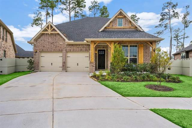 9804 Sweet Flag Court, Conroe, TX 77385 (MLS #92254776) :: The Bly Team