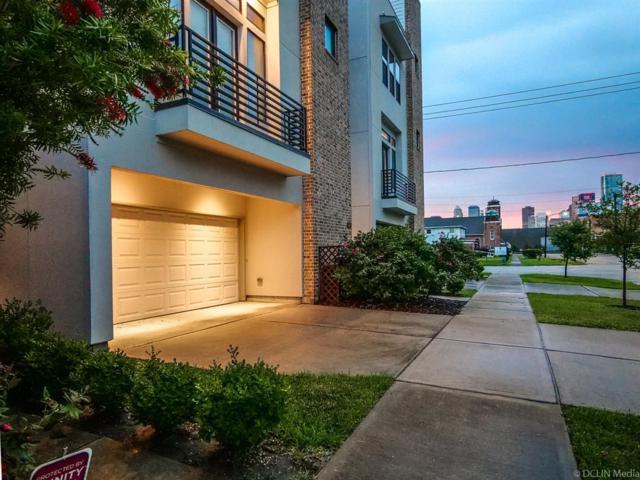 2602 Clay Street B, Houston, TX 77003 (MLS #92257100) :: Glenn Allen Properties