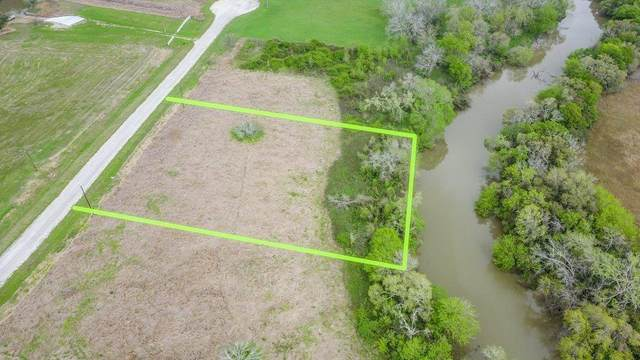 Lot 14 Tanglewood Drive, Blessing, TX 77419 (MLS #92272259) :: The SOLD by George Team