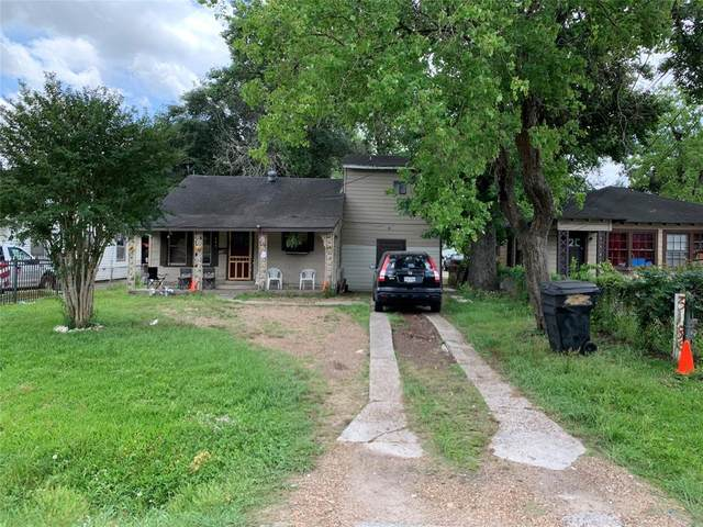 318 Plymouth Street, Houston, TX 77022 (MLS #92273518) :: All Cities USA Realty