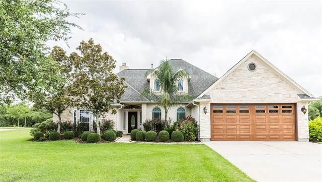 3526 S South Shore Drive, Rosharon, TX 77583 (MLS #92285366) :: NewHomePrograms.com LLC
