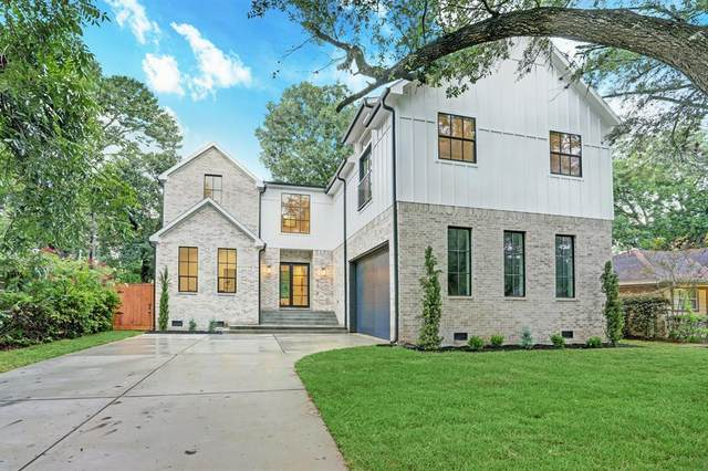 2214 Wakefield Drive, Houston, TX 77018 (MLS #92287006) :: The Bly Team