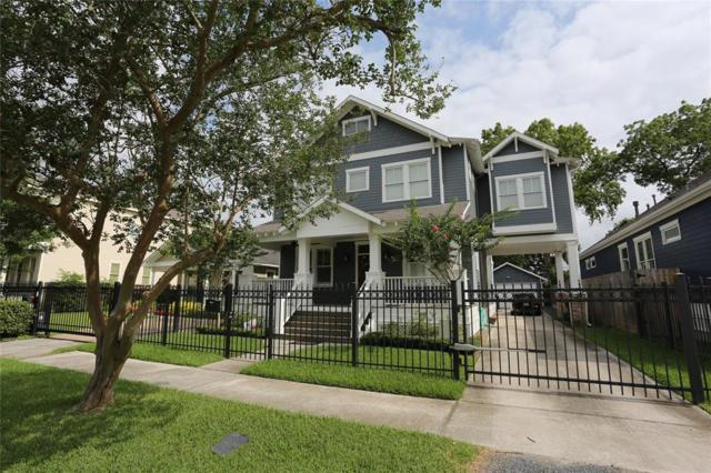 321 W 23rd Street, Houston, TX 77008 (MLS #92289233) :: Green Residential