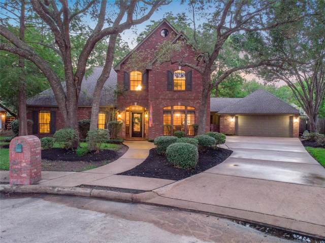 12818 Rochester Court, Santa Fe, TX 77510 (MLS #92291695) :: The SOLD by George Team