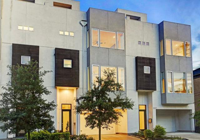 2003 Vermont Street, Houston, TX 77019 (MLS #92302367) :: Fairwater Westmont Real Estate