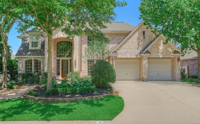 14 Twilight Plain Place, The Woodlands, TX 77381 (MLS #92304491) :: Giorgi Real Estate Group