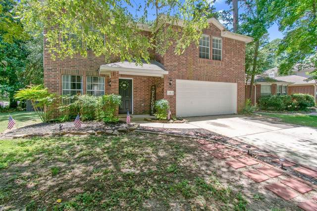 3 Shimmer Pond Place, The Woodlands, TX 77385 (MLS #92312830) :: The Queen Team