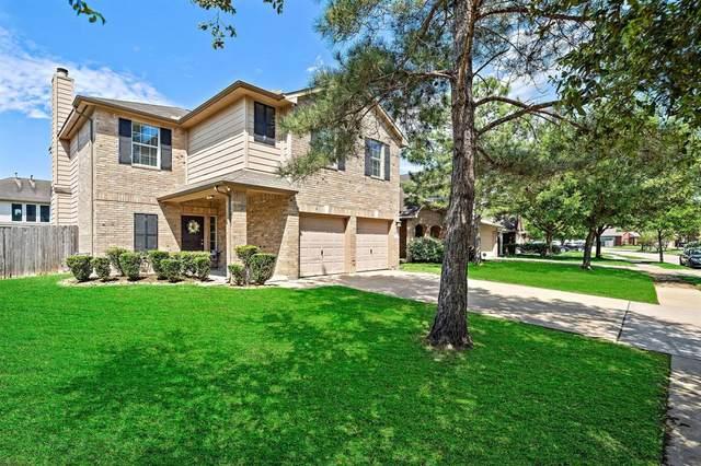 19922 Sterling Falls Drive, Katy, TX 77449 (MLS #92314298) :: Caskey Realty