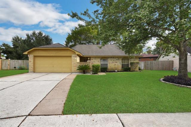 9207 Newkay Lane, Spring, TX 77379 (MLS #92316643) :: Fairwater Westmont Real Estate