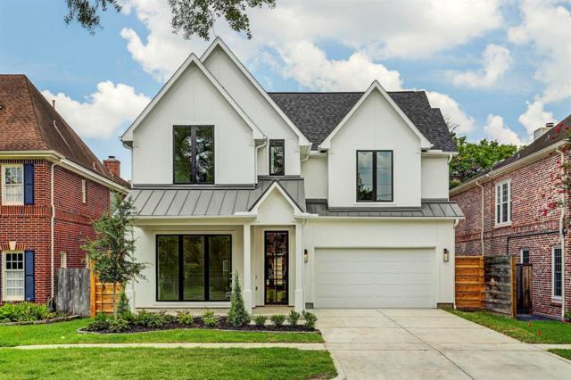 3924 Tennyson Street, West University Place, TX 77005 (MLS #92324872) :: Caskey Realty