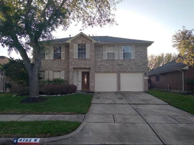 4703 Serenity Trail, Fresno, TX 77545 (MLS #92325947) :: The Sansone Group