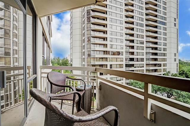 15 Greenway Plaza 6C, Houston, TX 77046 (MLS #9233781) :: Texas Home Shop Realty