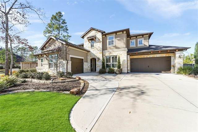 1003 Pleasant Pines Lane, Pinehurst, TX 77362 (MLS #92338406) :: The Home Branch