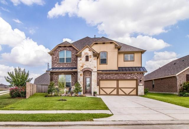 2703 Parkside Valley Lane, Pearland, TX 77581 (MLS #9233908) :: King Realty