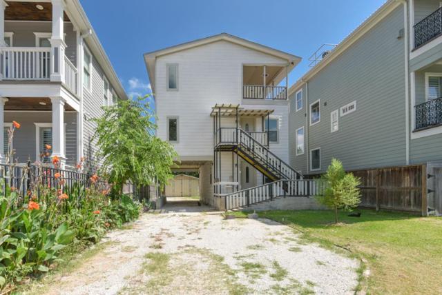 207 W 24th Street B, Houston, TX 77008 (MLS #92343441) :: Krueger Real Estate