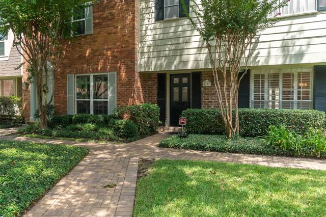 5859 Doliver Drive #14, Houston, TX 77057 (MLS #92348995) :: Green Residential