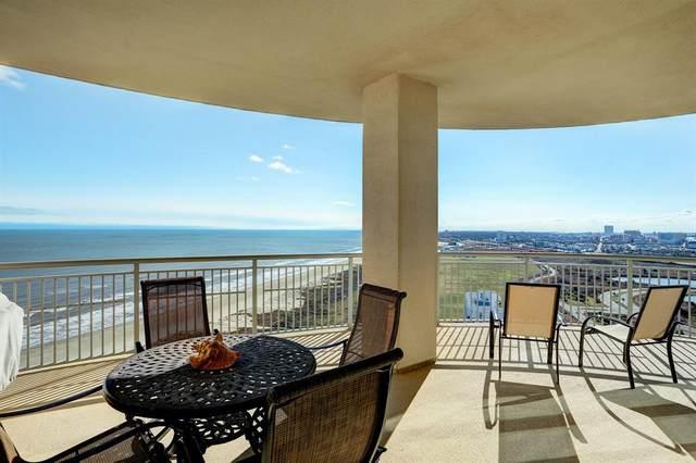 801 E Beach Drive Tw2112, Galveston, TX 77550 (MLS #92350700) :: Lisa Marie Group | RE/MAX Grand