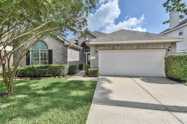11 Genesee Ridge Drive, The Woodlands, TX 77385 (MLS #92351299) :: Phyllis Foster Real Estate