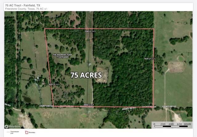 TBD E Fcr 510, Fairfield, TX 75840 (MLS #92355842) :: Ellison Real Estate Team