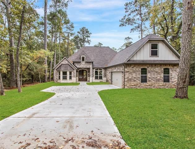 1306 River Oaks Drive, Huntsville, TX 77340 (MLS #92380981) :: Ellison Real Estate Team