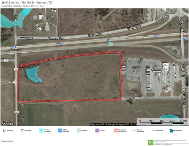 TBD Fm 155 S, Weimar, TX 78962 (MLS #92382776) :: The SOLD by George Team