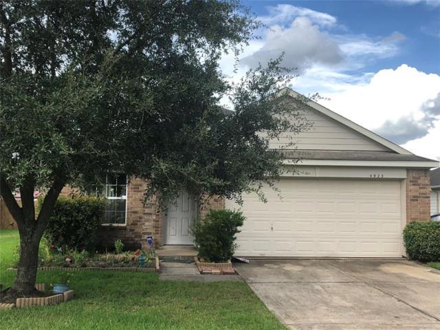 4923 Winding View Lane, Humble, TX 77346 (MLS #92385589) :: Caskey Realty