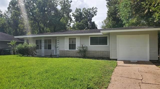 6026 Kenilwood Drive, Houston, TX 77033 (MLS #92395259) :: Connect Realty