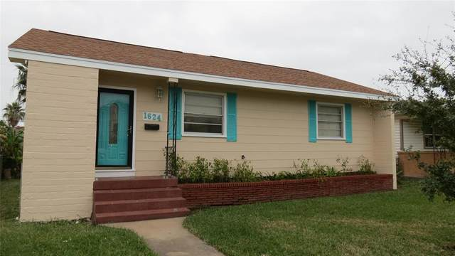 1624 Bayou Homes Dr, Galveston, TX 77551 (#9240820) :: ORO Realty