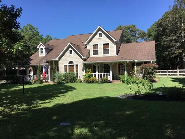 7863 Rodeo Drive, Waller, TX 77484 (MLS #92424782) :: The Wendy Sherman Team