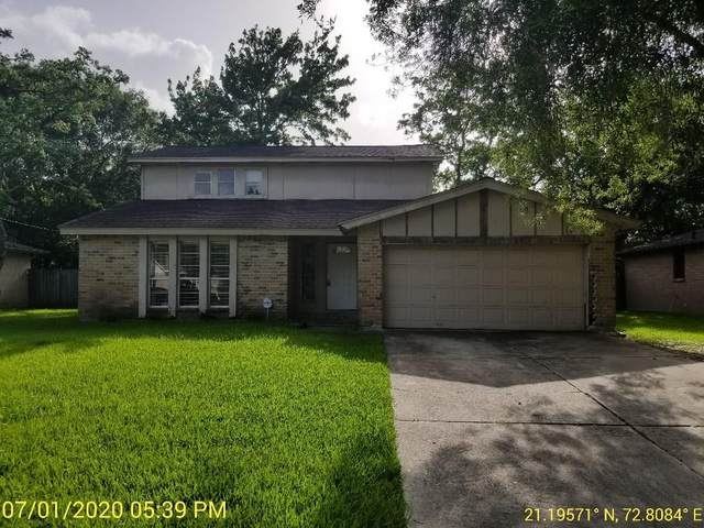 309 Morningside Drive, League City, TX 77573 (MLS #92428001) :: The SOLD by George Team
