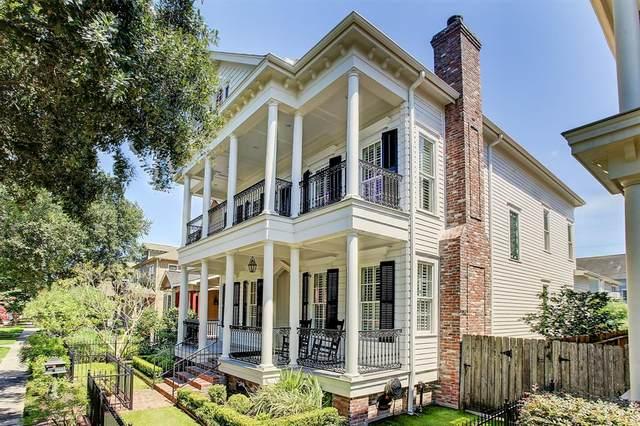 710 E 8th Street, Houston, TX 77007 (MLS #92432450) :: The Parodi Team at Realty Associates