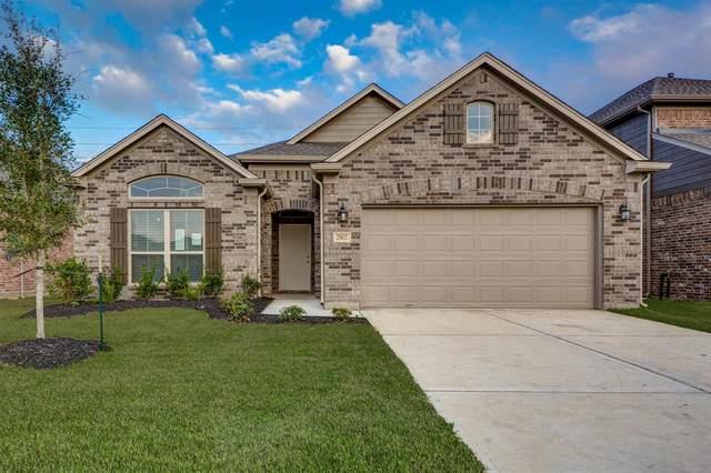 2802 Saw Palmetto Trail, Katy, TX 77493 (MLS #92459938) :: The Property Guys