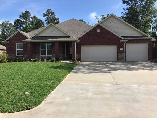1402 Chambers Bay Court, Crosby, TX 77532 (MLS #92466759) :: The Heyl Group at Keller Williams