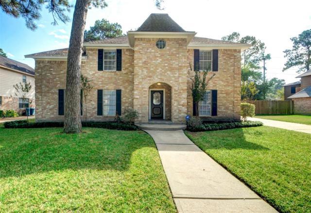 9111 Godstone Lane, Spring, TX 77379 (MLS #92469459) :: The Bly Team