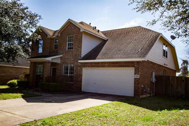 10114 Lamb Brook Lane, Pearland, TX 77584 (MLS #92478446) :: The SOLD by George Team
