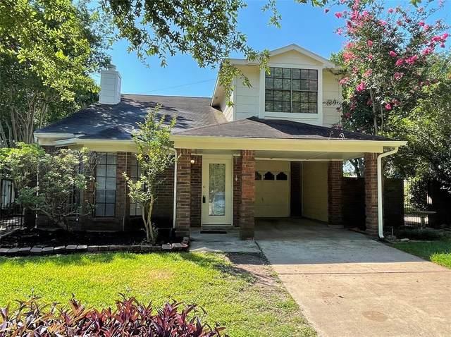 7702 Springville Drive, Houston, TX 77095 (MLS #92480987) :: The Bly Team