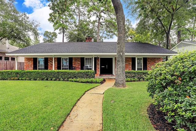 714 Wycliffe Drive, Houston, TX 77079 (MLS #9248689) :: Texas Home Shop Realty