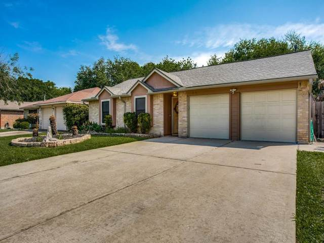 316 Knoll Forest, League City, TX 77573 (MLS #92491077) :: Green Residential