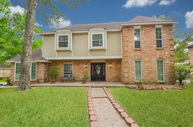 3515 Village Oaks Drive, Houston, TX 77339 (MLS #92495342) :: The Parodi Team at Realty Associates