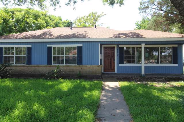 1109 Austin Avenue, Pasadena, TX 77502 (MLS #92501725) :: JL Realty Team at Coldwell Banker, United