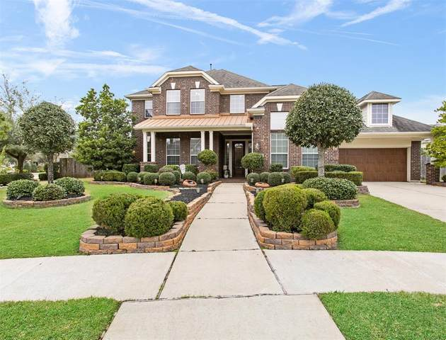 7611 Calley Path, Sugar Land, TX 77479 (MLS #92506296) :: The SOLD by George Team