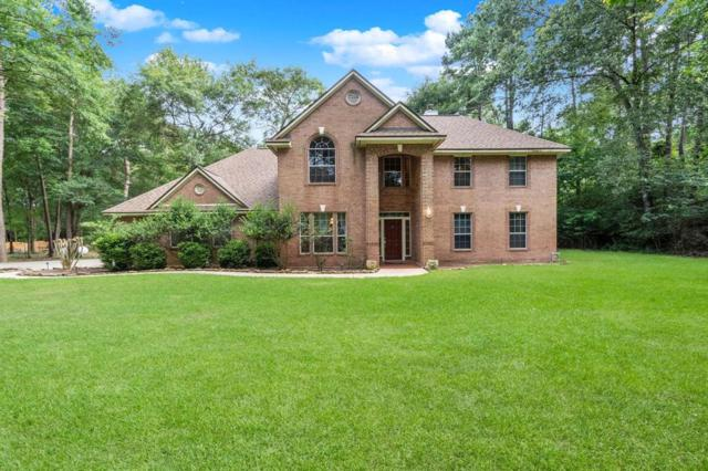 6015 Ranch Lake Drive, Magnolia, TX 77354 (MLS #92519939) :: The SOLD by George Team