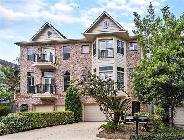 3917 Blossom Street, Houston, TX 77007 (MLS #92524408) :: Fairwater Westmont Real Estate