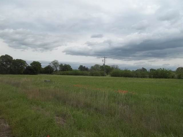 Lot 24 Fox Hollow Road, Lone Oak, TX 75453 (MLS #92526169) :: Texas Home Shop Realty